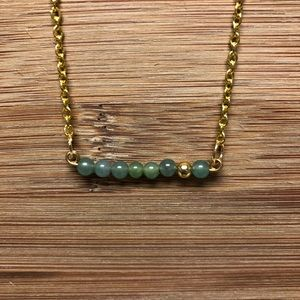 Jewelry - Handmade Bar Necklace